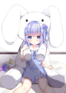 Rating: Safe Score: 69 Tags: gochuumon_wa_usagi_desu_ka? kafuu_chino kouda_suzu seifuku User: BattlequeenYume