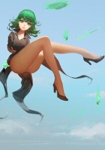 Rating: Explicit Score: 43 Tags: blackrabbitsoul dress heels nopan one_punch_man pussy tatsumaki_(one_punch_man) User: Mr_GT