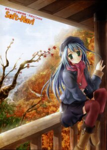 Rating: Safe Score: 3 Tags: nekou_izuru thighhighs User: admin2