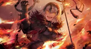 Rating: Safe Score: 33 Tags: armor fate/grand_order jeanne_d'arc jeanne_d'arc_(alter)_(fate) saihate User: BattlequeenYume