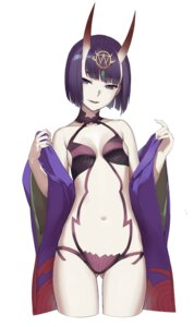 Rating: Questionable Score: 29 Tags: cleavage fate/grand_order fightpower horns no_bra open_shirt pantsu shuten_douji_(fate/grand_order) undressing User: nphuongsun93