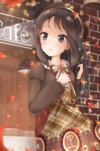 Rating: Safe Score: 25 Tags: dress kashiwamochi_roko tachibana_arisu the_idolm@ster the_idolm@ster_cinderella_girls User: Mr_GT