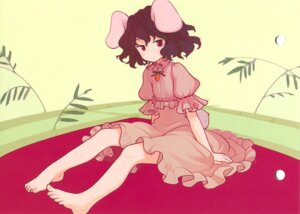Rating: Safe Score: 12 Tags: animal_ears inaba_tewi iwamoto_james tail touhou User: Radioactive