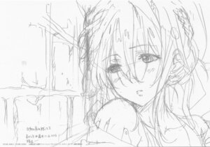 Rating: Safe Score: 12 Tags: monochrome sketch violet_evergarden violet_evergarden_(character) User: tuyenoaminhnhan