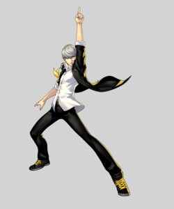 Rating: Safe Score: 7 Tags: male megaten narukami_yuu persona persona_4 persona_4:_dancing_all_night User: Yokaiou