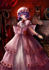 Rating: Safe Score: 12 Tags: remilia_scarlet touhou vetina wings User: Radioactive