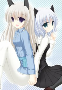 Rating: Safe Score: 11 Tags: eila_ilmatar_juutilainen sanya_v_litvyak shimotsuki_keisuke strike_witches User: 椎名深夏