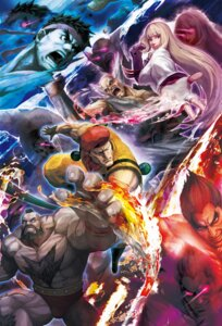 Rating: Safe Score: 4 Tags: crossover street_fighter street_fighter_x_tekken tekken User: Radioactive