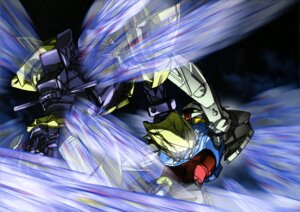 Rating: Safe Score: 5 Tags: gundam mecha shigeta_atsushi system_turn_a-99_turn_a_gundam turn_a_gundam weapon wings User: drop