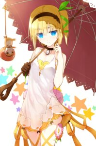 Rating: Safe Score: 80 Tags: akitaka cleavage dress edna tales_of tales_of_zestiria umbrella User: Mr_GT