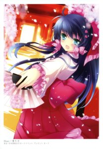 Rating: Safe Score: 23 Tags: ichiyou_moka k-books miko User: WtfCakes