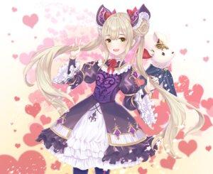 Rating: Questionable Score: 10 Tags: keis_(locrian1357) lolita_fashion shadowverse tagme User: Dreista
