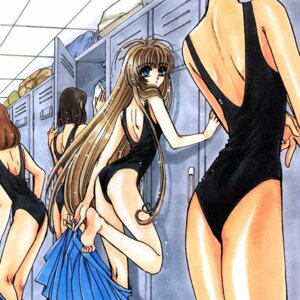 Rating: Safe Score: 9 Tags: clamp miyuki miyuki-chan_in_wonderland swimsuits User: Share