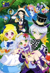 Rating: Safe Score: 11 Tags: andou_rei dress hara_shouji midorikaze_fuwari neko pripara shikyoin_hibiki User: drop