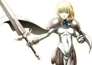 Rating: Safe Score: 9 Tags: armor clare claymore hisarin sword User: Radioactive