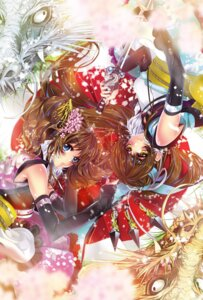 Rating: Safe Score: 15 Tags: michibachi_yuzu User: fairyren