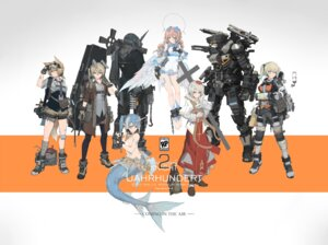 Rating: Safe Score: 28 Tags: animal_ears bandages bandaid bodysuit breast_hold bunny_ears cleavage gun headphones horns mecha mermaid mivit monster_girl pointy_ears tail tattoo thighhighs wings User: NotRadioactiveHonest