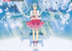 Rating: Safe Score: 16 Tags: 119 hatsune_miku melt_(vocaloid) vocaloid User: Radioactive