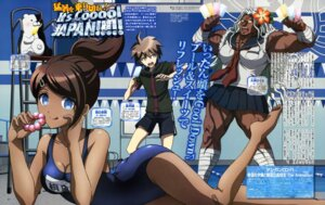 Rating: Safe Score: 17 Tags: asahina_aoi cleavage dangan-ronpa monokuma naegi_makoto nemoto_misako oogami_sakura school_swimsuit swimsuits User: drop