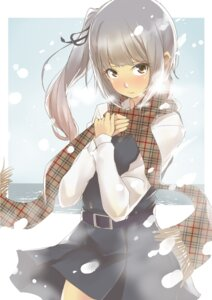 Rating: Safe Score: 29 Tags: kantai_collection kasumi_(kancolle) nekotama1987 seifuku User: Mr_GT