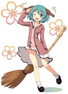 Rating: Safe Score: 30 Tags: animal_ears kasodani_kyouko touhou yamasan User: Nekotsúh