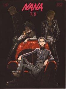 Rating: Safe Score: 4 Tags: cropme disc_cover hamada_kunihiko megane nana_(series) okazaki_shinichi osaki_nana screening takagi_yasushi terashima_nobuo User: Davison
