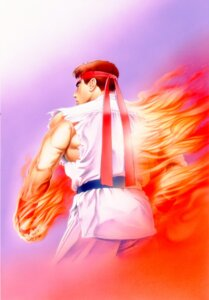 Rating: Safe Score: 2 Tags: capcom ryuu street_fighter street_fighter_ii User: Yokaiou