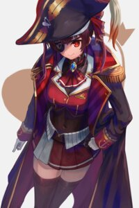 Rating: Safe Score: 14 Tags: eyepatch hololive houshou_marine pirate pyytato thighhighs User: Mr_GT