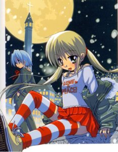 Rating: Safe Score: 5 Tags: ayasaki_hayate hayate_no_gotoku sanzenin_nagi User: Radioactive
