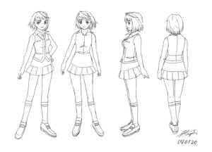 Rating: Safe Score: 3 Tags: character_design hisayuki_hirokazu mai_hime seifuku tokiha_mai User: Radioactive
