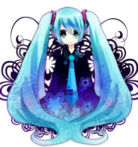 Rating: Safe Score: 9 Tags: cyoko hatsune_miku vocaloid User: charunetra
