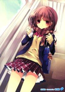 Rating: Safe Score: 42 Tags: minazuki_haruka seifuku User: Twinsenzw