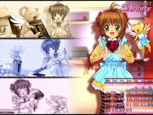 Rating: Safe Score: 10 Tags: calendar card_captor_sakura kerberos kinomoto_sakura lolita_fashion moonknives wallpaper User: MugiMugi