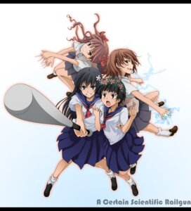 Rating: Safe Score: 19 Tags: baseball koshi-kun misaka_mikoto saten_ruiko seifuku shirai_kuroko to_aru_kagaku_no_railgun to_aru_majutsu_no_index uiharu_kazari User: tbchyu001
