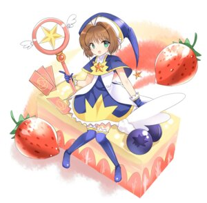 Rating: Safe Score: 22 Tags: card_captor_sakura dress kinomoto_sakura thighhighs weapon xian_(artist) User: Mr_GT