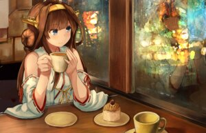Rating: Safe Score: 30 Tags: kantai_collection kongou_(kancolle) okitsugu User: blooregardo