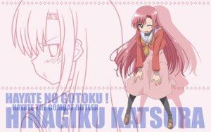 Rating: Safe Score: 8 Tags: hayate_no_gotoku katsura_hinagiku seifuku wallpaper User: gohanrice