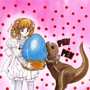 Rating: Safe Score: 0 Tags: clamp rex_kyouryuu_monogatari User: Share