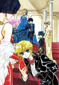 Rating: Safe Score: 2 Tags: clamp clamp_school_detectives ijuuin_akira imonoyama_nokoru takamura_suou User: Share