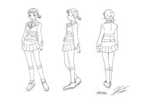 Rating: Safe Score: 3 Tags: character_design higurashi_akane hisayuki_hirokazu mai_hime seifuku User: Radioactive