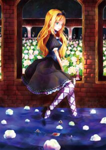 Rating: Safe Score: 28 Tags: alice alice_in_wonderland dress moton User: charunetra