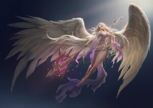 Rating: Safe Score: 76 Tags: league_of_angels no_bra nopan see_through tagme weapon wings User: Radioactive