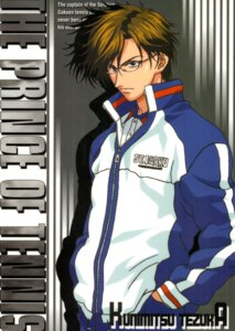 Rating: Safe Score: 4 Tags: character_design male megane prince_of_tennis tezuka_kunimitsu User: charunetra