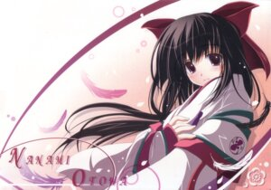 Rating: Safe Score: 9 Tags: miko nagomi tenmu_shinryuusai User: korokun