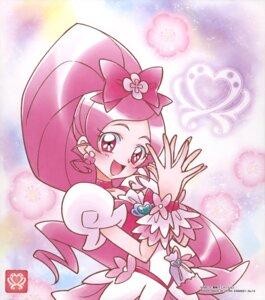 Rating: Questionable Score: 10 Tags: hanasaki_tsubomi heartcatch_pretty_cure! pretty_cure tagme User: drop