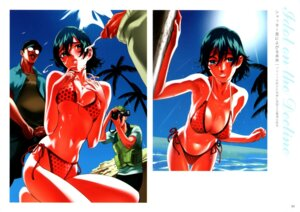 Rating: Explicit Score: 12 Tags: bikini bukkake censored cleavage cum nishieda penis swimsuits User: Radioactive