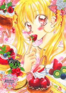 Rating: Safe Score: 2 Tags: andou_natsumi kazami_najika kitchen_princess User: Radioactive