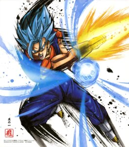 Rating: Safe Score: 5 Tags: dragon_ball dragon_ball_super vegetto User: drop