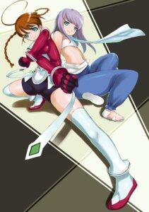 Rating: Safe Score: 9 Tags: mai_otome mashiro_blan_de_windbloom mikazuki_akira tri-moon! yumemiya_arika User: Feito