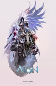 Rating: Safe Score: 14 Tags: aion cg jeong_juno nc_soft wings User: Dantares